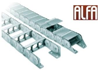 Кабель-канал серии Steel