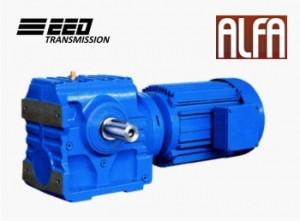 Мотор-редукторы EED серии E-S
