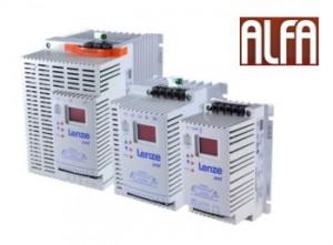Преобразователь частоты Lenze SMD (0,25 — 22 кВт)