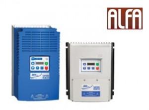 Преобразователи частоты Lenze SMVector (0,25 — 22 кВт)