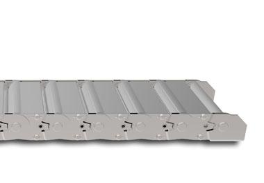 Кабель-канал серии Steel 20LC
