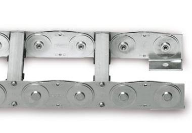 Кабель-канал серии Steel 20NT