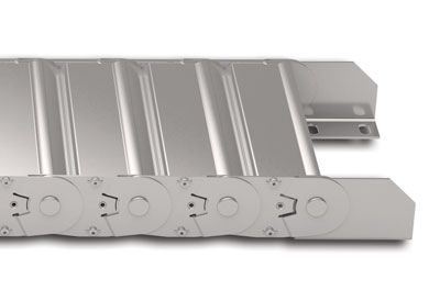 Кабель-канал серии Steel 30LC