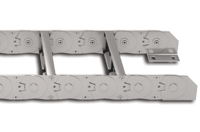 Кабель-канал серии Steel 30LT