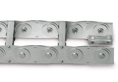 Кабель-канал серии Steel 30NT