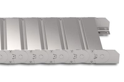 Кабель-канал серии Steel 35LC