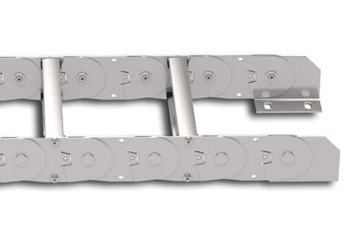 Кабель-канал серии Steel 35LT
