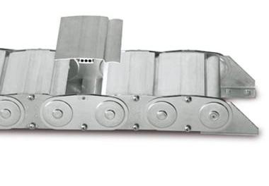 Кабель-канал серии Steel 35NC