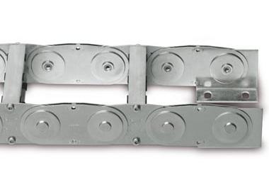 Кабель-канал серии Steel 35NT