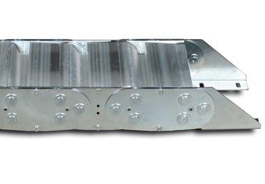 Кабель-канал серии Steel 40C