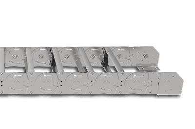 Кабель-канал серии Steel 40LT