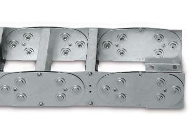 Кабель-канал серии Steel 40T