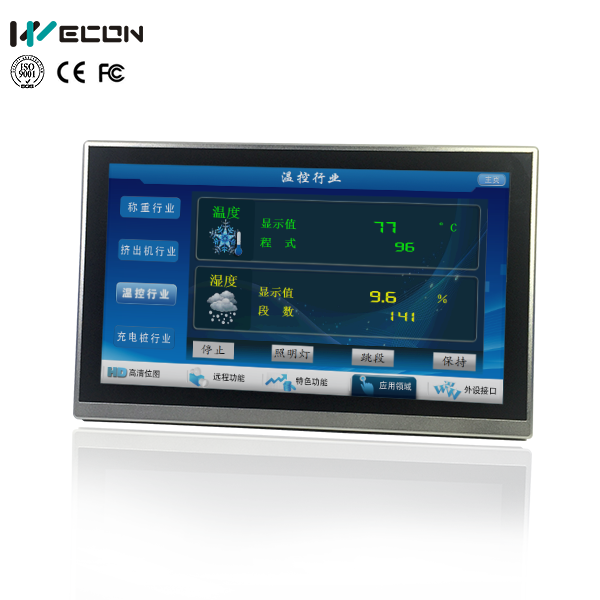 Wecon PI-серия 12 дюймовый HMI : PI9120