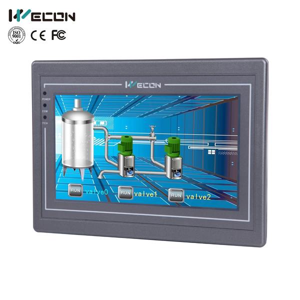 Wecon PI-серия 10.2 дюймовый HMI : PI3102N